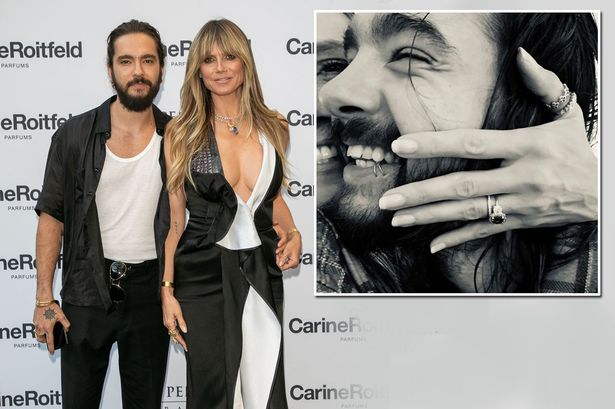 Wait, What? Heidi Klum Got Secretly Married?